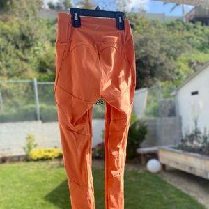 Gymshark orange leggings